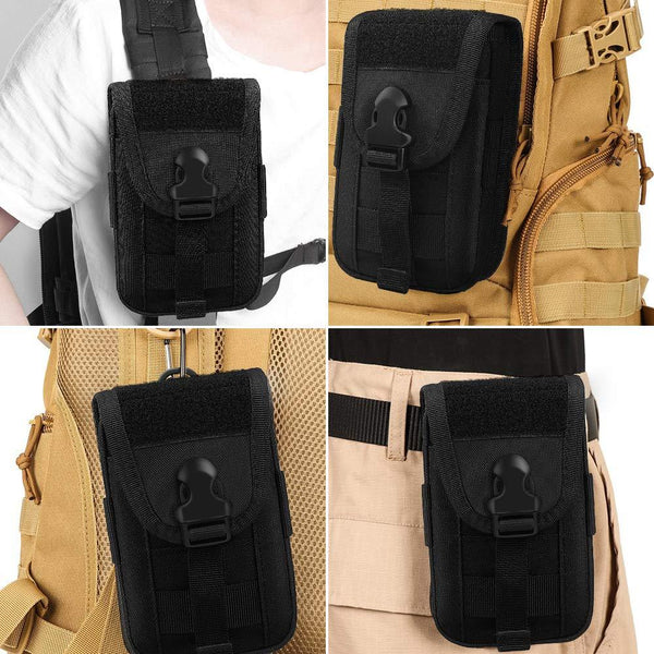 Tactical Smart Phone Holster - SkullVibe