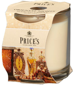 Price's Large Scented Candle