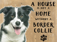 Load image into Gallery viewer, Metal Pet Sign - 18 options including Border Collie, Jack Russell...