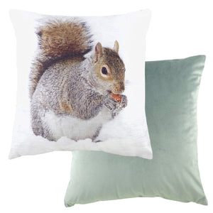 Photo Squirrel Cushion