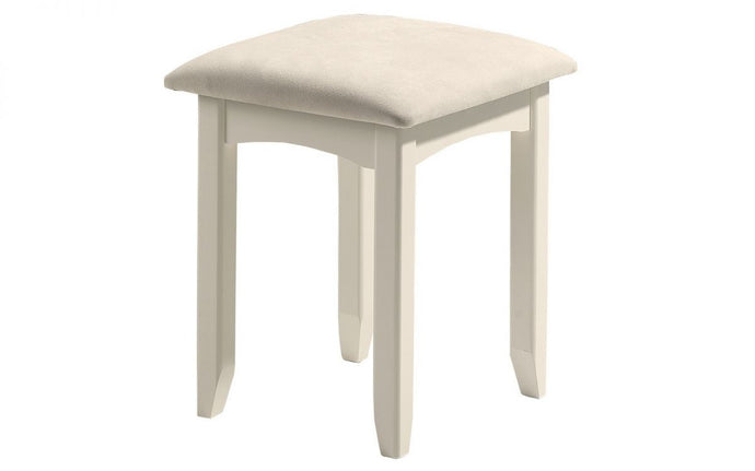 Cameo Solid Pine Dressing Stool