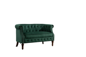 Freya Green 2-Seater Sofa