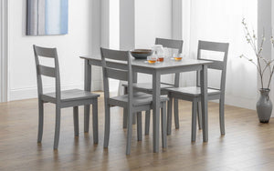 Kobe Dining Set including 4 Chairs