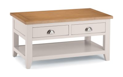 Mayfair Solid Oak Coffee Table