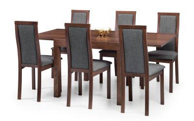 Melrose Extending Dining Set with 6 Chairs