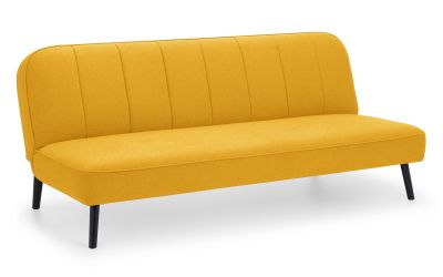 Retro Yellow Sofabed