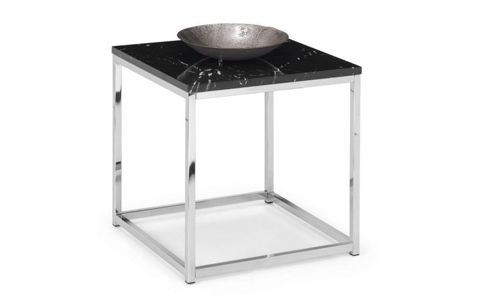 Scala Black Side Table