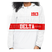 Delta Tri-Color Windbreaker + - DVN Co.