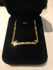 "Gamma ""Gammas"" Necklace - DVN Co."