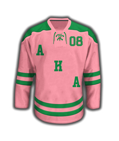 AKA Sublimated Hockey Jersey - DVN Co.