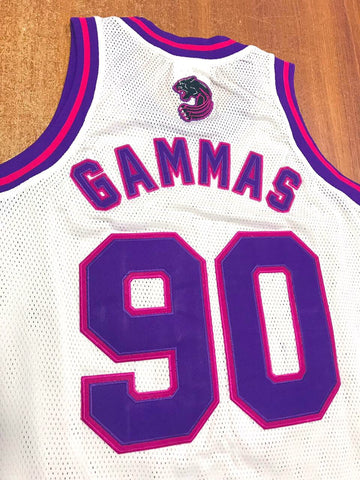 Gamma College Basketball Jersey + - DVN Co.