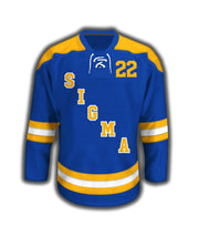 Sigma Gamma Rho Sublimated Hockey Jersey - DVN Co.