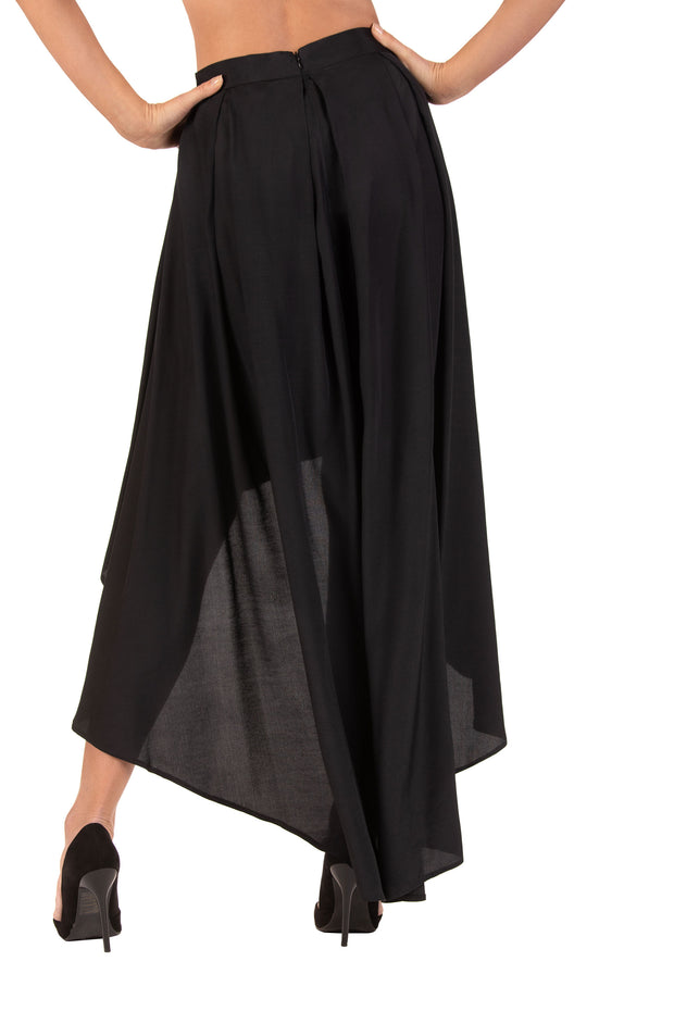 Flow High-Low Maxi Skirt
