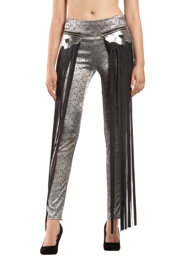 Silver Step Pants