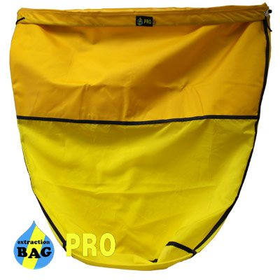 Extraction Bag Pro Yellow Bag 33 Microns 26 Gallons