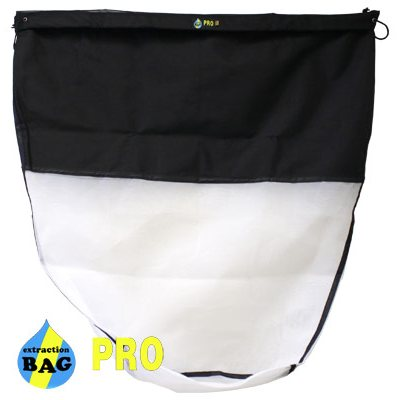 Extraction Bag Pro Black Bag 220 Microns 55 Gallons