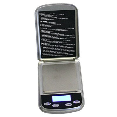 Pocket Scale Digital Max:500g / Grad:0.01g