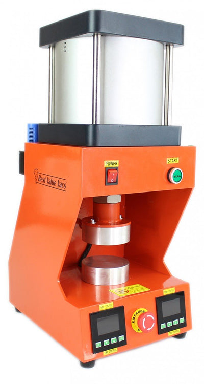 Rosomatic Compact Pneumatic Rosin Press (13000psi)