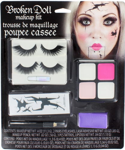 Broken Doll Makeup Kit - Bargain Concept