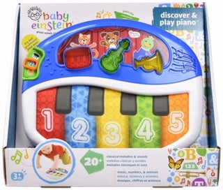 Baby Einstein Discover and Play Piano - Bargain Concept