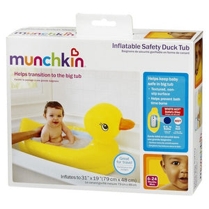 Munchkin Inflatable Duck Tub - Bargain Concept