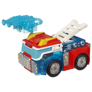 Playskool Heroes Transformers Rescue Bots Energize Heatwave the Fire-Bot - Bargain Concept