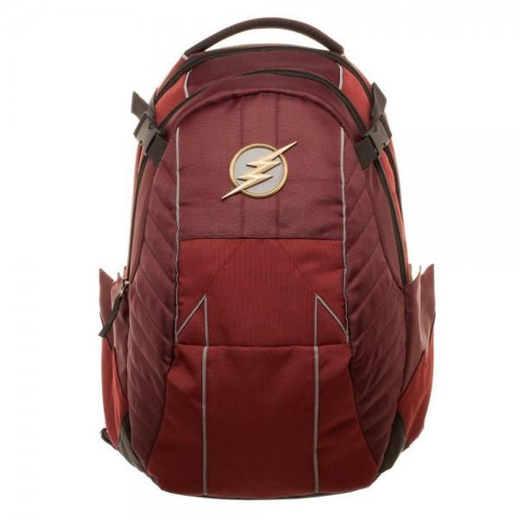 DC Comics Flash Built Backpack - Bargain Concept