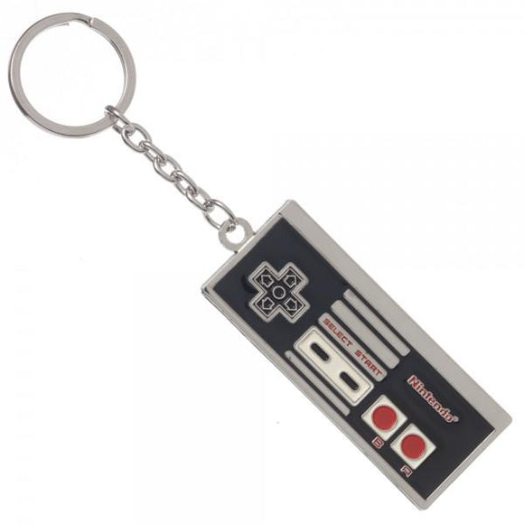 Nintendo Controller Metal Keychain - Bargain Concept