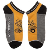 Nintendo Mario Kart Bad Guys Socks - Bargain Concept