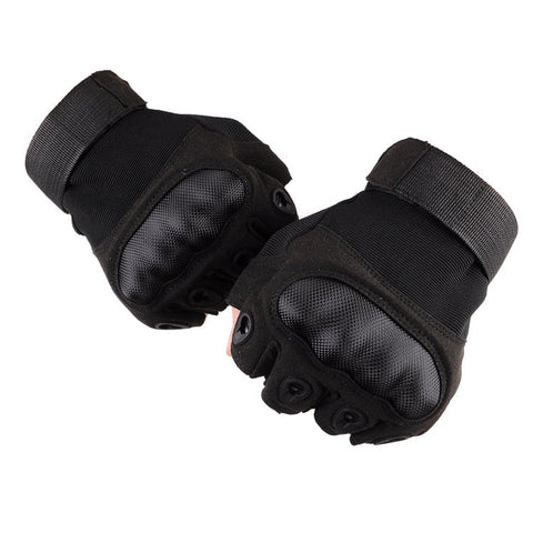 Tactical Military Half Finger Gloves - Bargain Concept