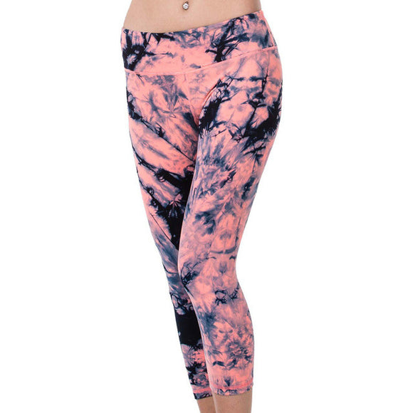Women Yoga 3/4 Leggings - Bargain Concept