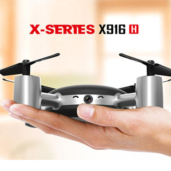 MJX X916H 2.4GHz 6Axis Gyro Remote Control Quadcopter Headless Drone RC toys Helicopter Mini Drone XJ - Bargain Concept