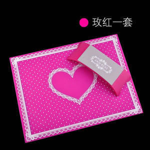 Silicone Nail Art Cushion and Pad - Bargain Concept