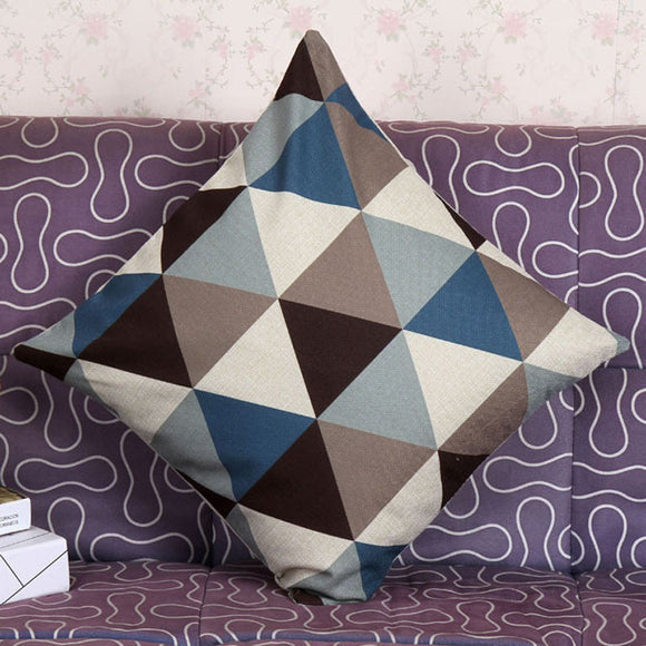 New geometric cushion covers decorative pillows cushions home decor - Bargain Concept