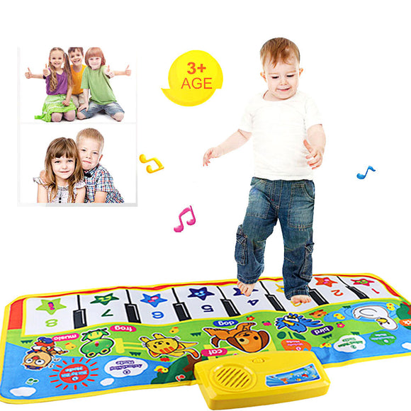 Touch Play Musical Keyboard - Bargain Concept
