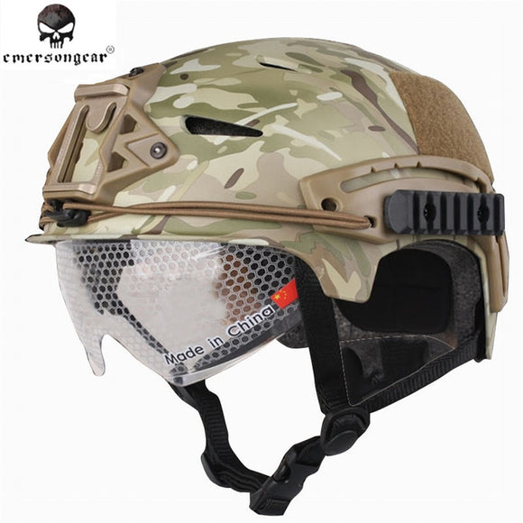 EMERSON EXF BUMP Helmet with Protective Goggles - Bargain Concept
