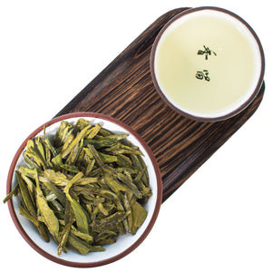 The Best Chinese Green Tea? Long Jing Dragon Well Green Tea!