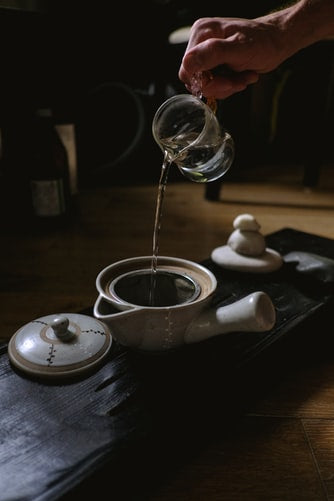 japanese tea storage
