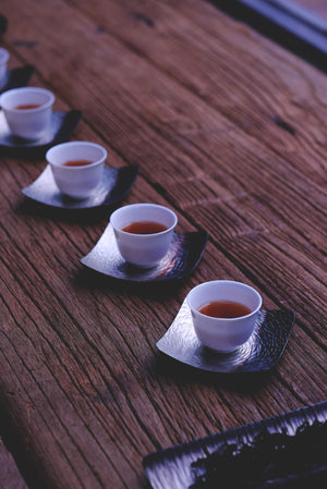 Describing Yan Yun: The Elegance Of Wuyi Rock Tea