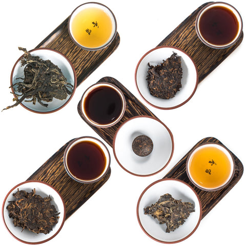 what is pu-erh tea