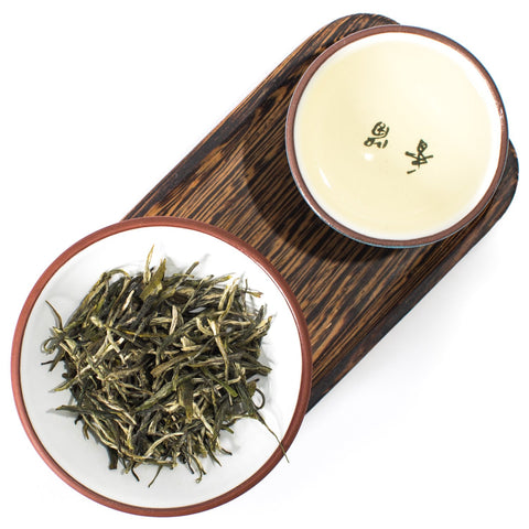 cooling green tea