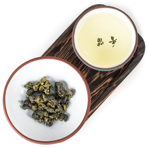 alishan high mountain taiwanese oolong tea