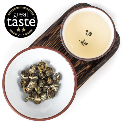 Award Winning Jasmine Dragon Pearls Green Tea