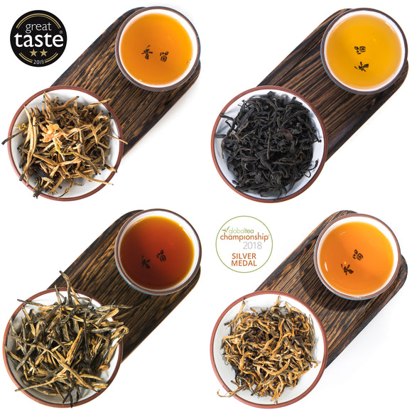Hongcha Black Teas Sample Pack