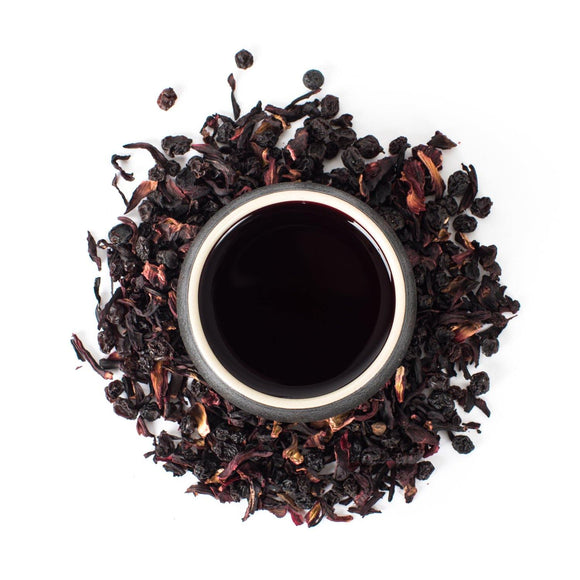 Blackcurrant Herbal Tea