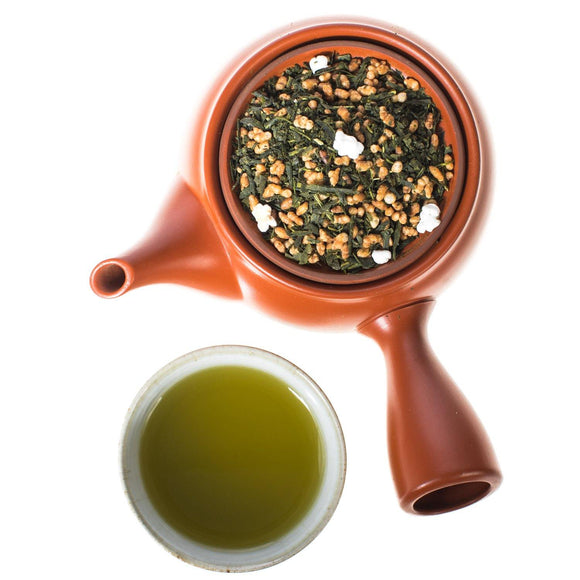 Genmaicha Brown Rice Tea