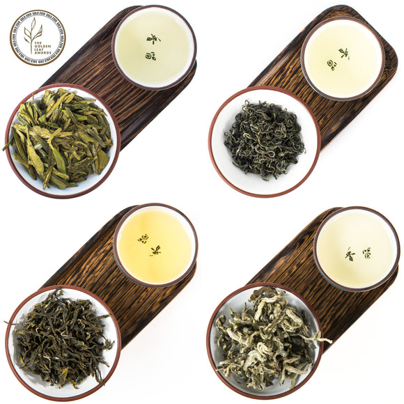 Green Teas Discovery Collection