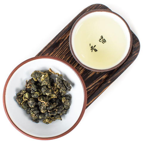 Jin Xuan (Milk Oolong Tea), Taiwan
