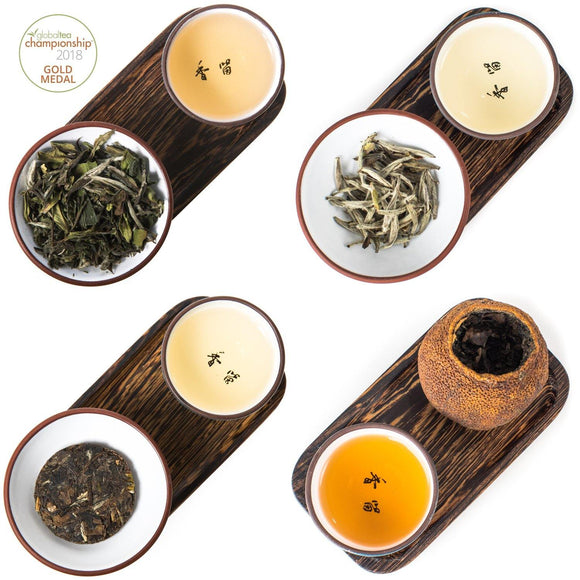 White Teas Discovery Collection