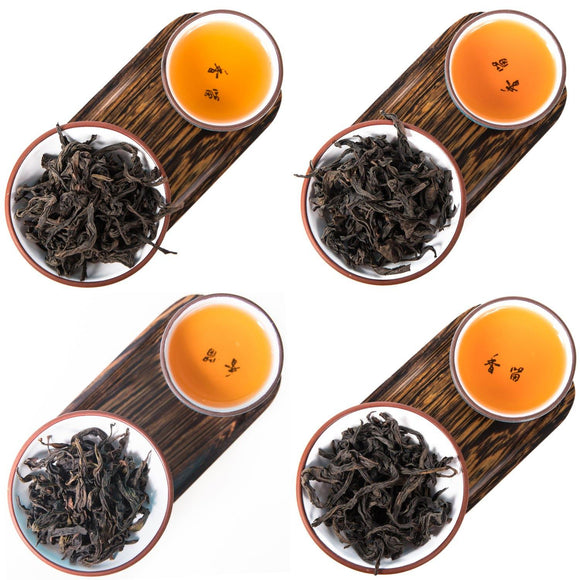 Wuyi Oolong Tea Sample Pack